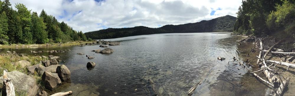 Little Moose Mountain Pond