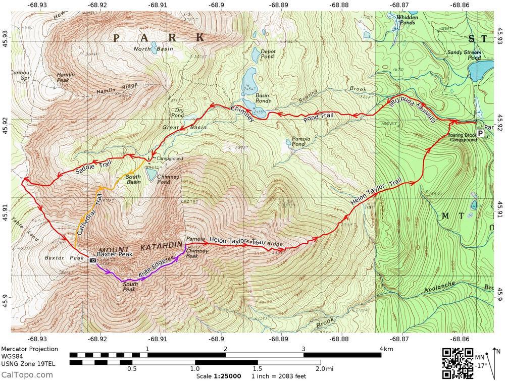 Access this map at  http://caltopo.com/m/HR1E