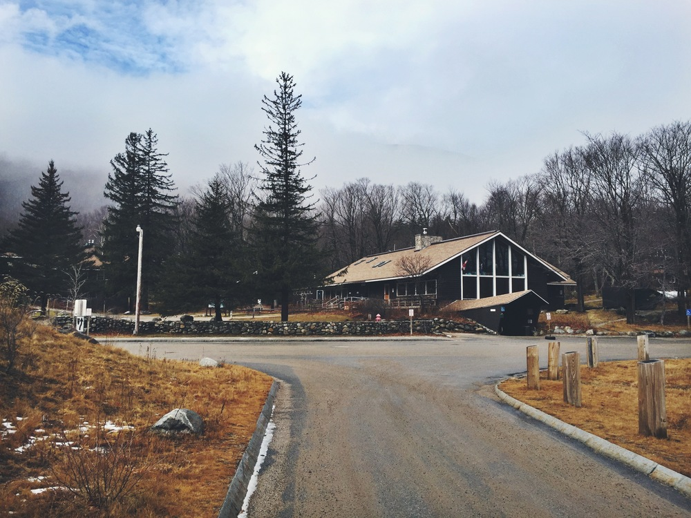 The Pinkham Notch Visitor Center