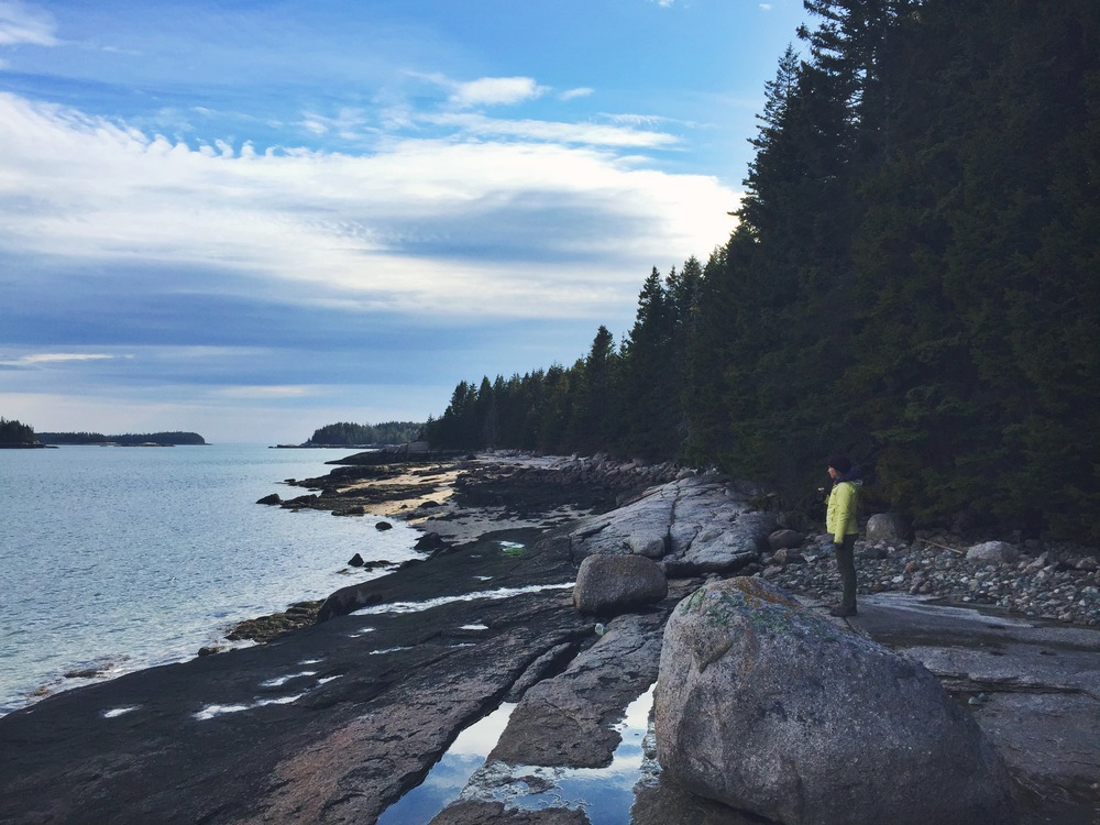 Exploration is limitless in the Stonington Archipelago.
