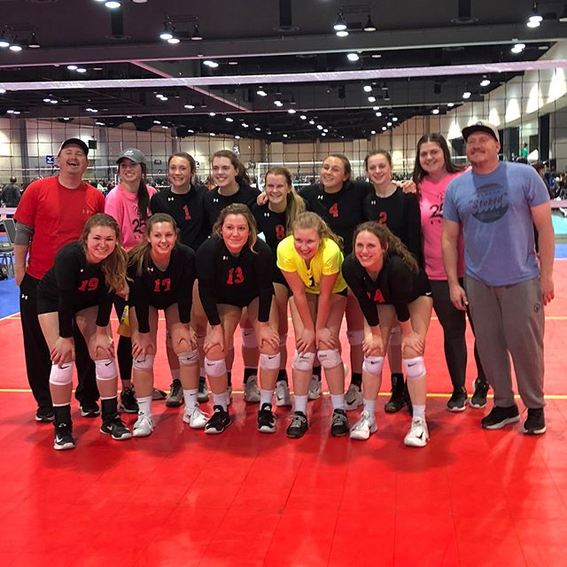 Gold bracket! Congratulations 16s! We are so proud of you!!