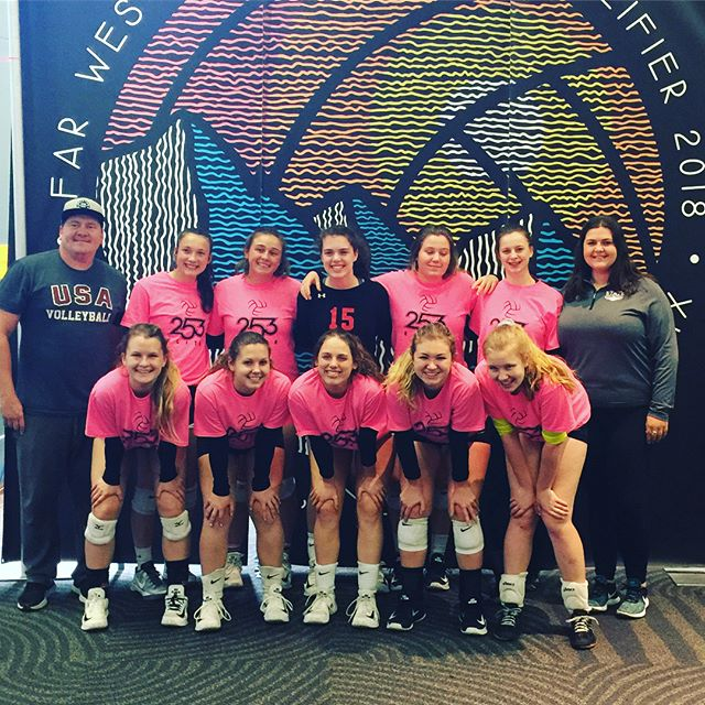 These girls are amazing!! Congratulations on a winning weekend 16's!!