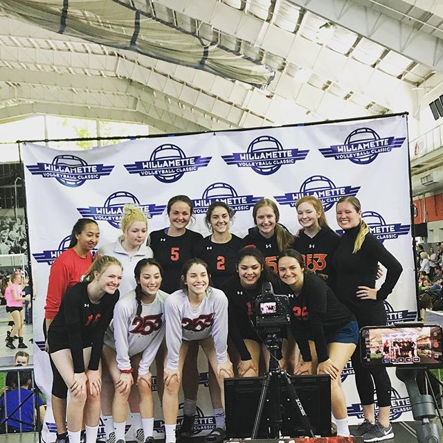 Way to go 17s!!! Strong finish at OSU!