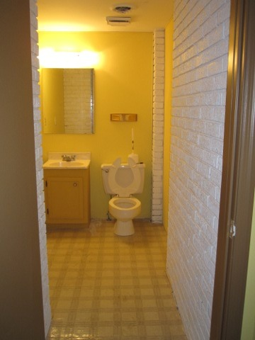 suites bathroom