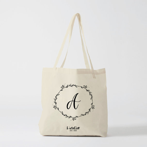 AtelierDesAmis customizable tote