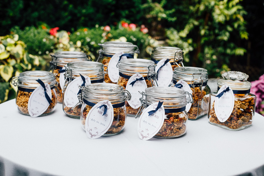 - DIY HOMEMADE GRANOLA WEDDING FAVORS — KENDRA FOUND IT