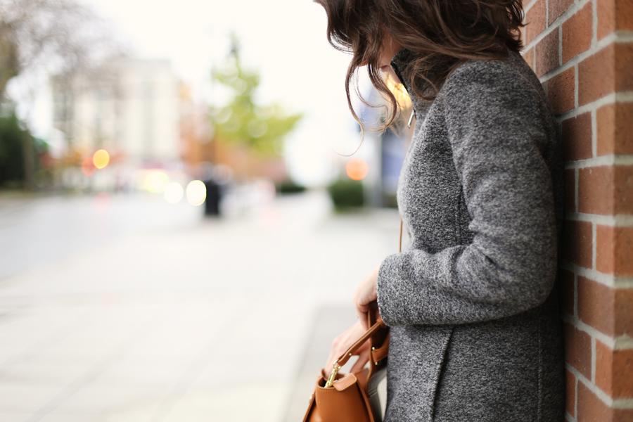 minimalist street style.