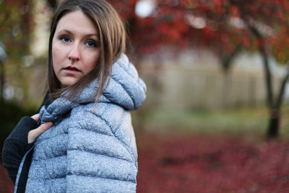 How to wear (and style) a puffer jacket in the fall and winter.