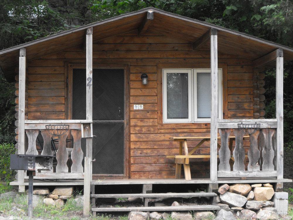 Cabins - Primitive to Premium Cabin Rentals