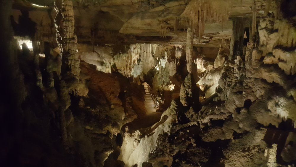 Caverns - Crystal Palace Walking Tours and Wild Cave Expedition Tours