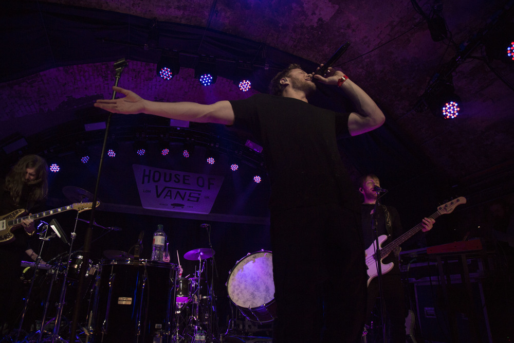 Imagine Dragons, House of Vans Album Launch. London.