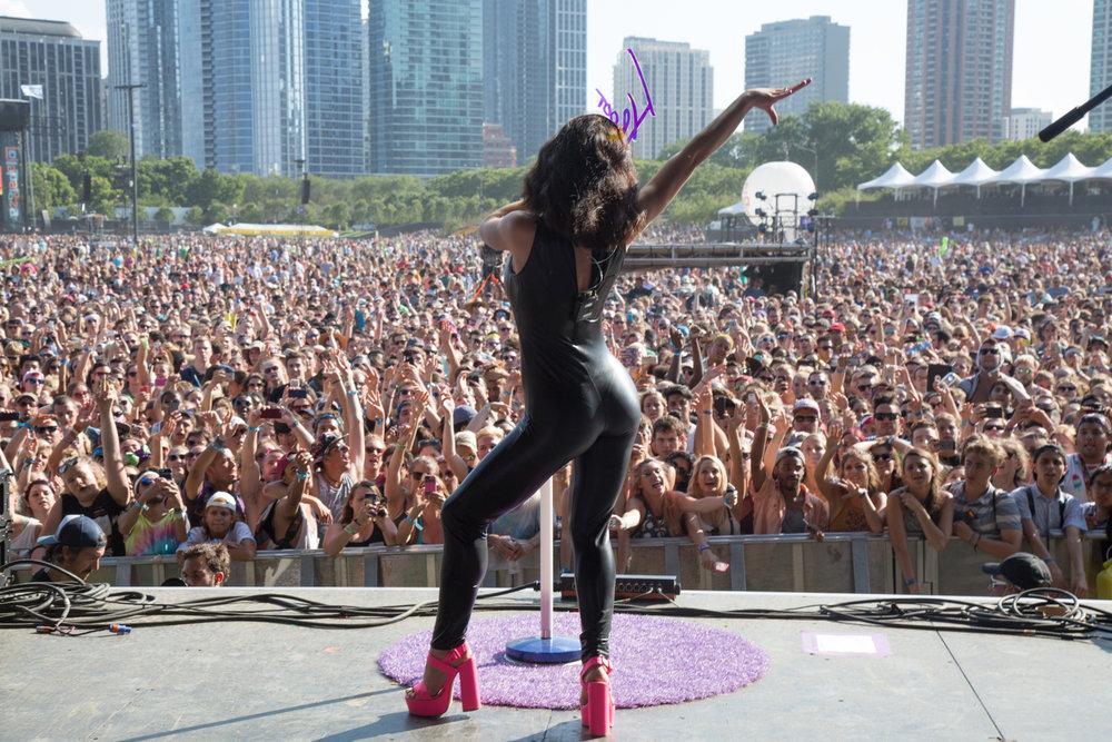 Marina and the Diamonds, Chicago.