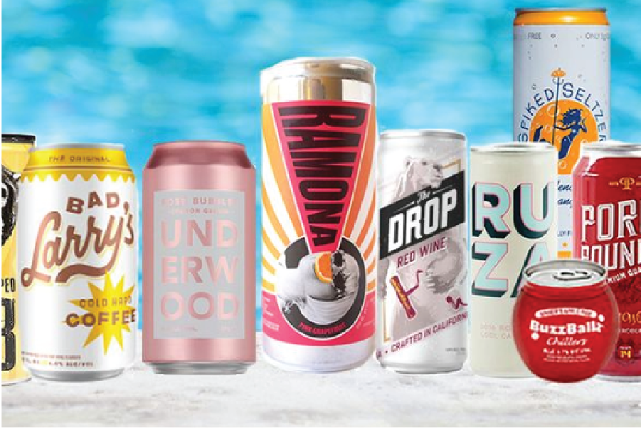 MIC The best canned booze for every summer occasion