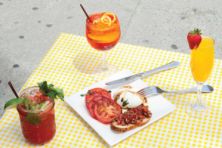 MANREPELLER Rosé Who? It's All About the Aperitivo This Summer