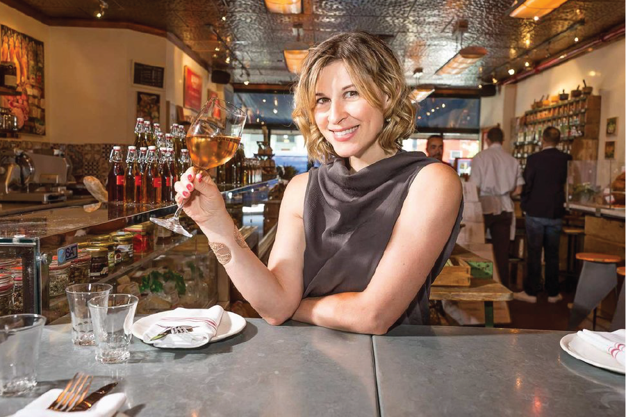 GRUBSTREET DIET Wine Expert Jordan Salcito Feasts on Seafood and Salads in Sicily