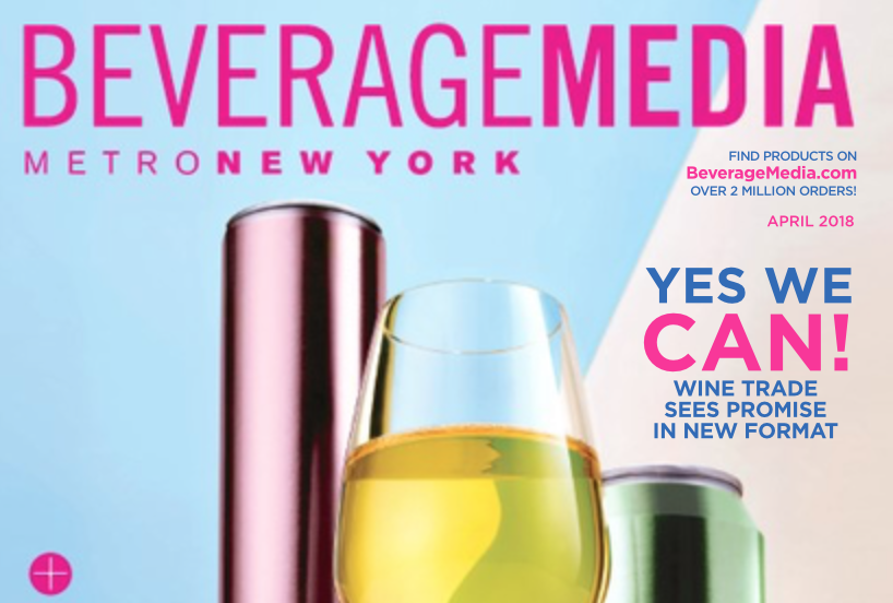 BEVERAGE MEDIA  Yes We CAN!