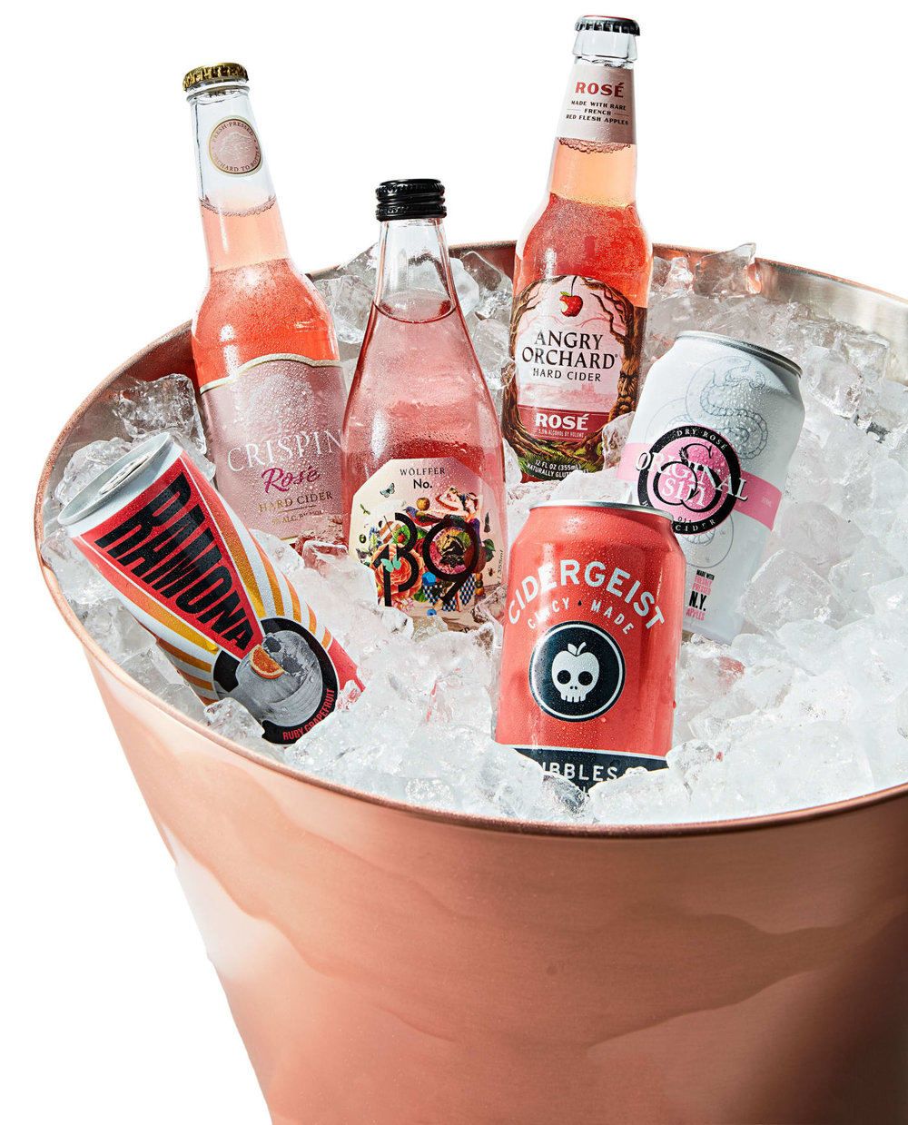 RACHEL RAY EVERYDAY                  Forget Rosé Wine. Meet the Summer's New Pink Drinks.