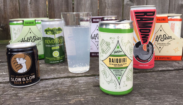 SEATTLE MAGAZINE  The Canned Cocktails Your Summer Picnic Needs