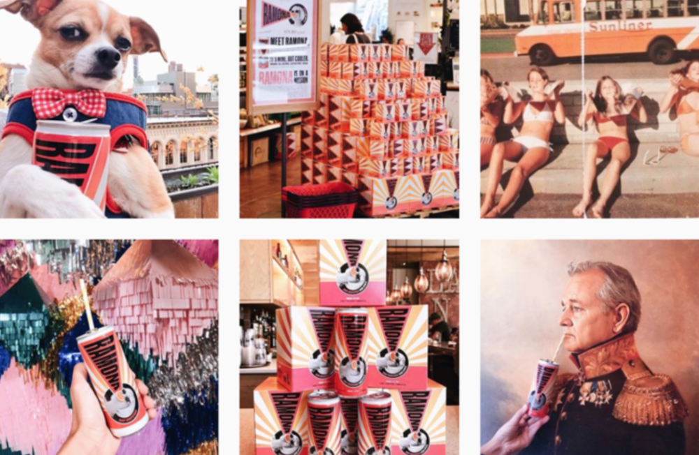 HUFFINGTON POST                       Wine Coolers Are Making A Comeback, And It's All Because Of Instagram