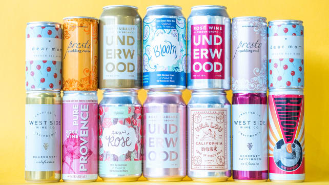 USA TODAY  Canned wine is trending this summer—but is it actually good?