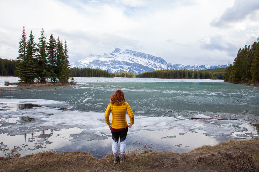 Two Jack Lake in Banff