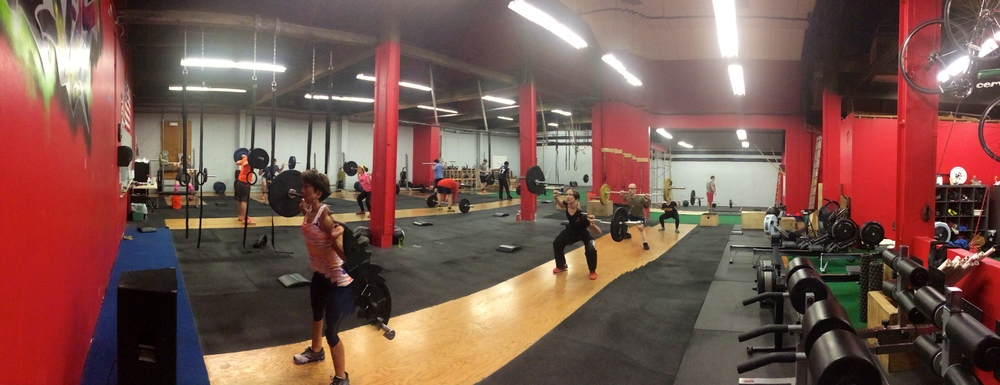 Huge 530 pm class taking care of business