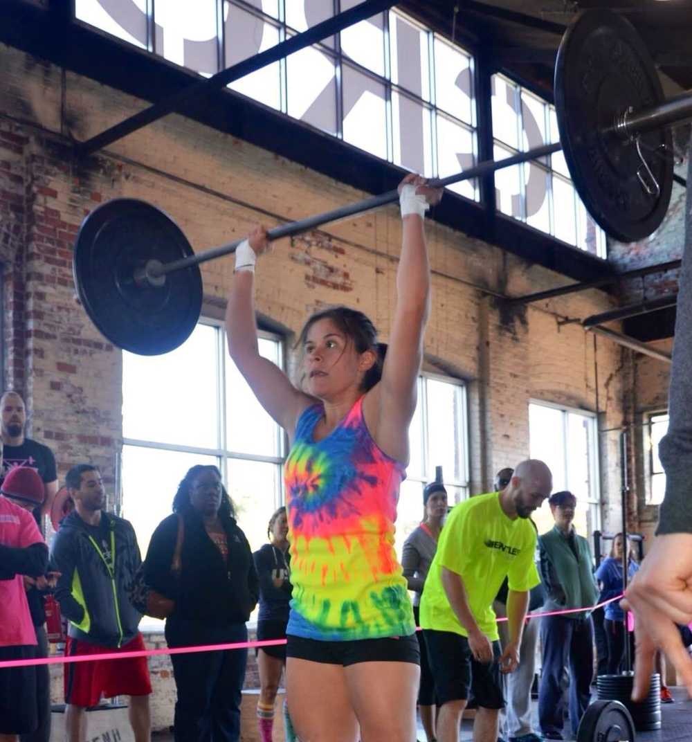 In honor of one of our own who we have seen grow and now graduate into a beautiful young lady! Moving to Cali and you will be dearly missed at Elm City CrossFit. We wish you nothing but great luck and huge success!