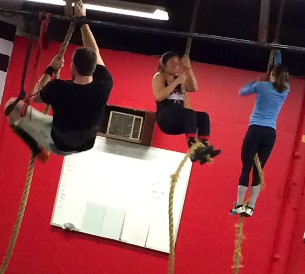 The sky is the limit at Elm City CrossFit