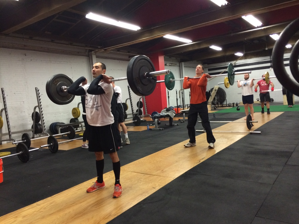 Elm City CrossFit - Changing lives since 2009!