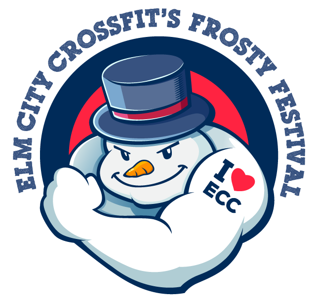 Sign up today to ensure you get your Frosty Sweatshirt!