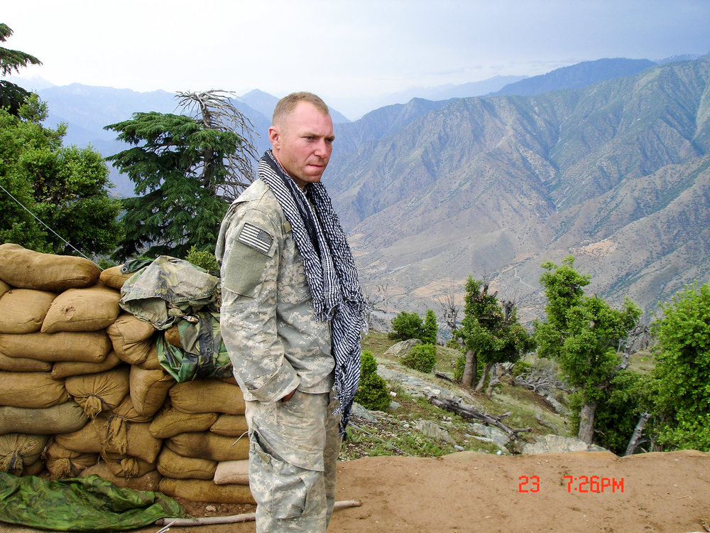 Sgt. 1st Class Jared C. Monti, 30, of Raynham, Massachusetts, was killed on June 21, 2006, during combat operations in Gowardesh, Afghanistan. Monti was assigned to the 3rd Squadron, 71st Calvary, 3rd Brigade Combat Team, 10th Mountain Division in Fort Drum, New York. He was awarded the Medal of Honor on Sept. 17, 2009. Monti is survived by his parents, Paul and Janet; brother, Timothy; and sister, Niccole.