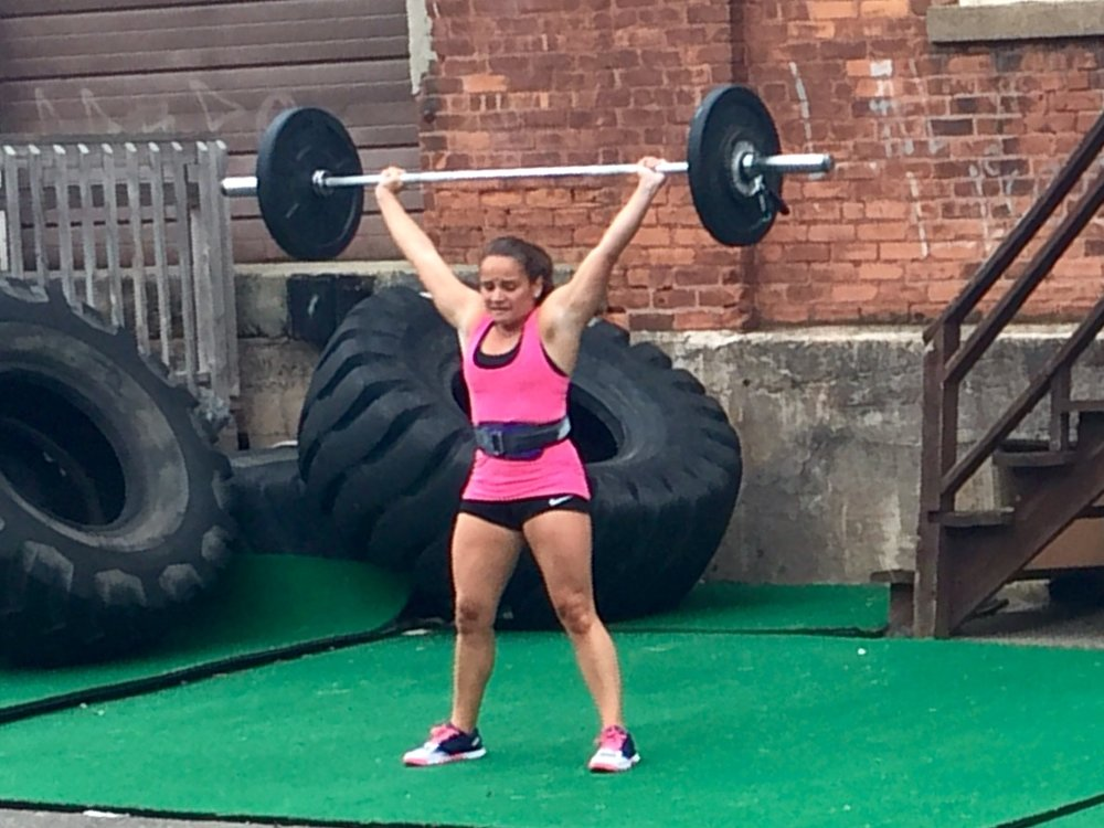 Coach Carly  Started at the Pool Club summer fitness program in 2012  Favorite movement: Muscle Ups!