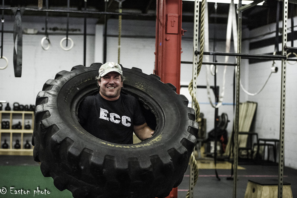 Eric Nadeau - Co-Owner Elm City CrossFit
