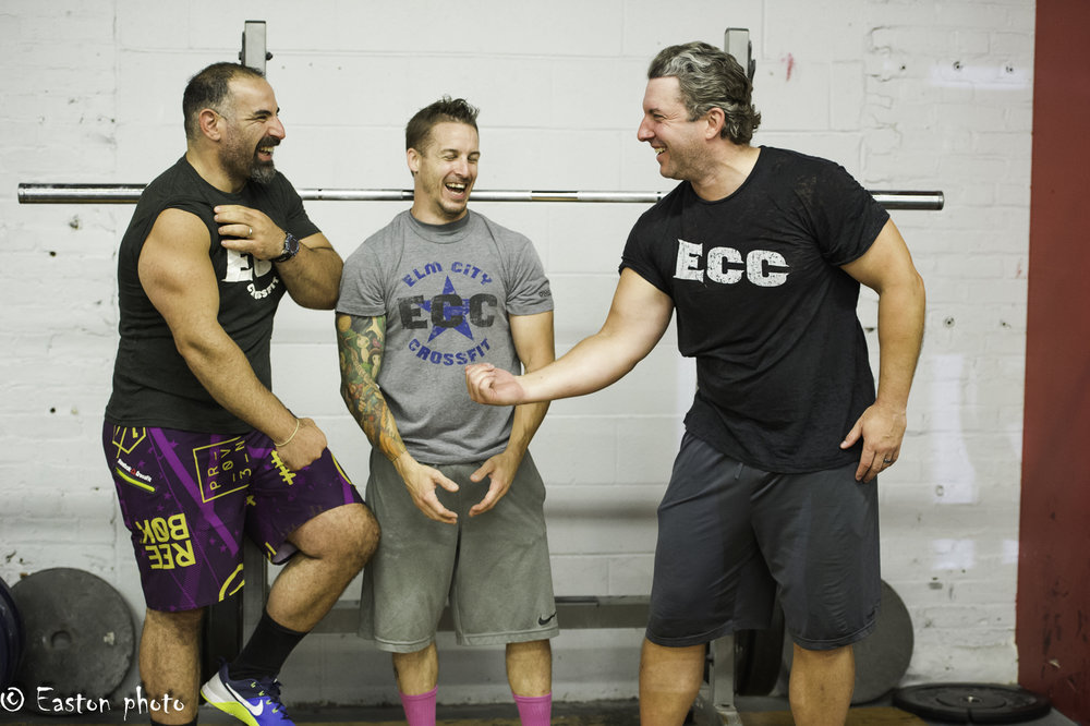 Elm City CrossFit Owners
