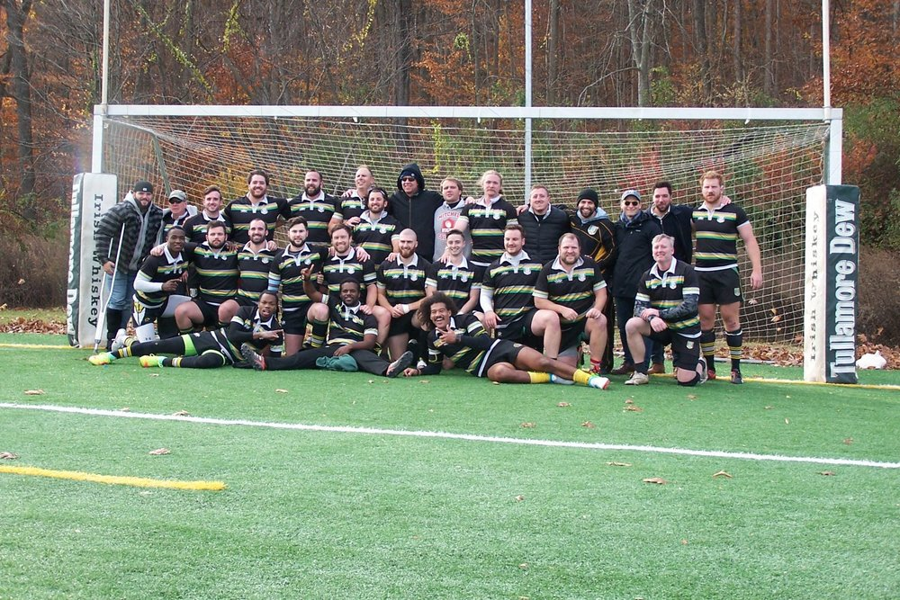Welcome New Haven Rugby!