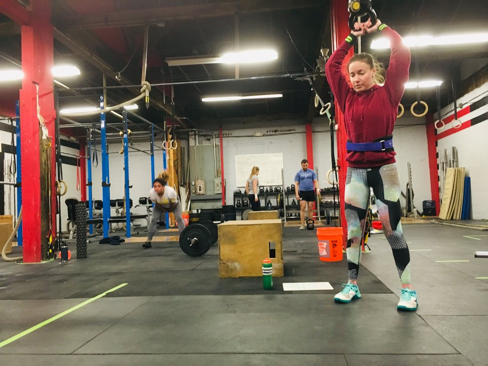 334e2a146cc5 WOD — Elm City Crossfit