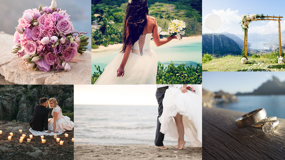 Win 50% Off Your Destination Wedding Package -