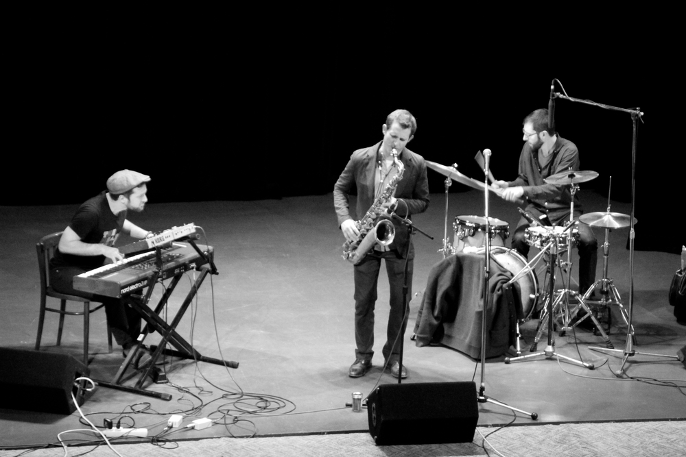 Jazzové večery (Vyškov, Czech Republic) 3.15.15