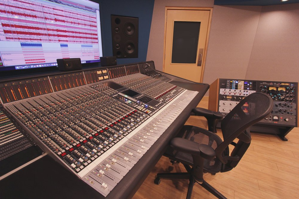 Studio M   Built to enhance an artists' sound   Book your next session
