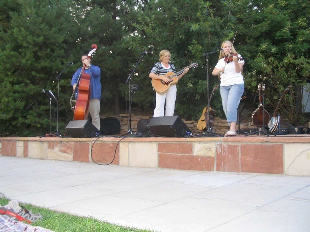 Brigham Young Park Concert Series