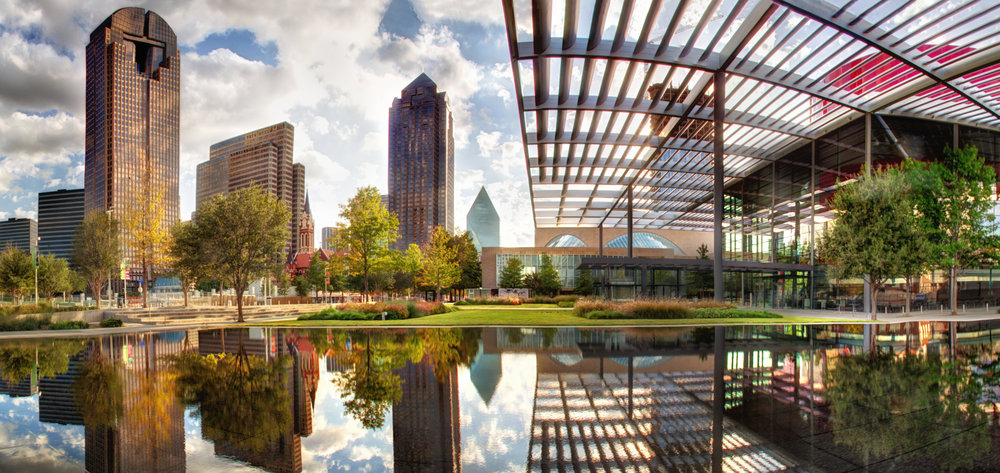 Dallas Arts District, Texas, U.S.A.