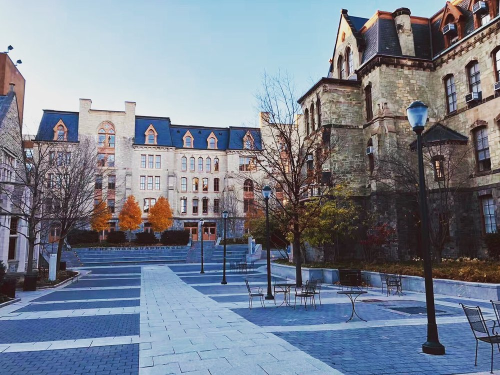 Perelman Quadrangle