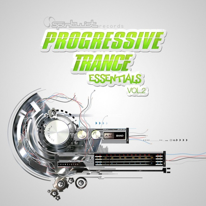 Progressive Trance Essentials Vol.02