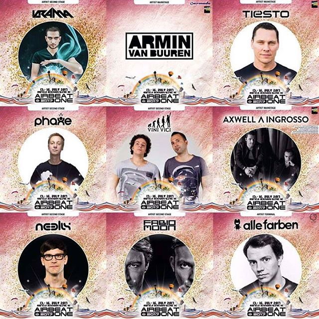 Ready for AirBeatOne! See you there - Friday 17:00 #krama #PowerProgressiveTrance #progresivetrance #progressivemusic #spintwistrecords #airbeatone #airbeatone2017 #festival #summerfestival #musicfestival #germany