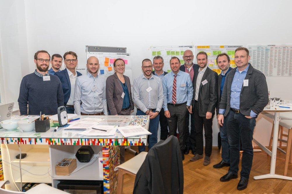 Partner des vorhergehenden Kooperationsprojektes der Smart-Meter-Partnerschaft