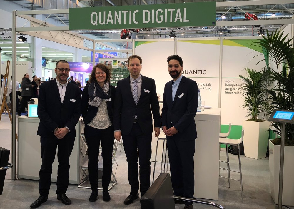 Unser QUANTIC-E-world-Team