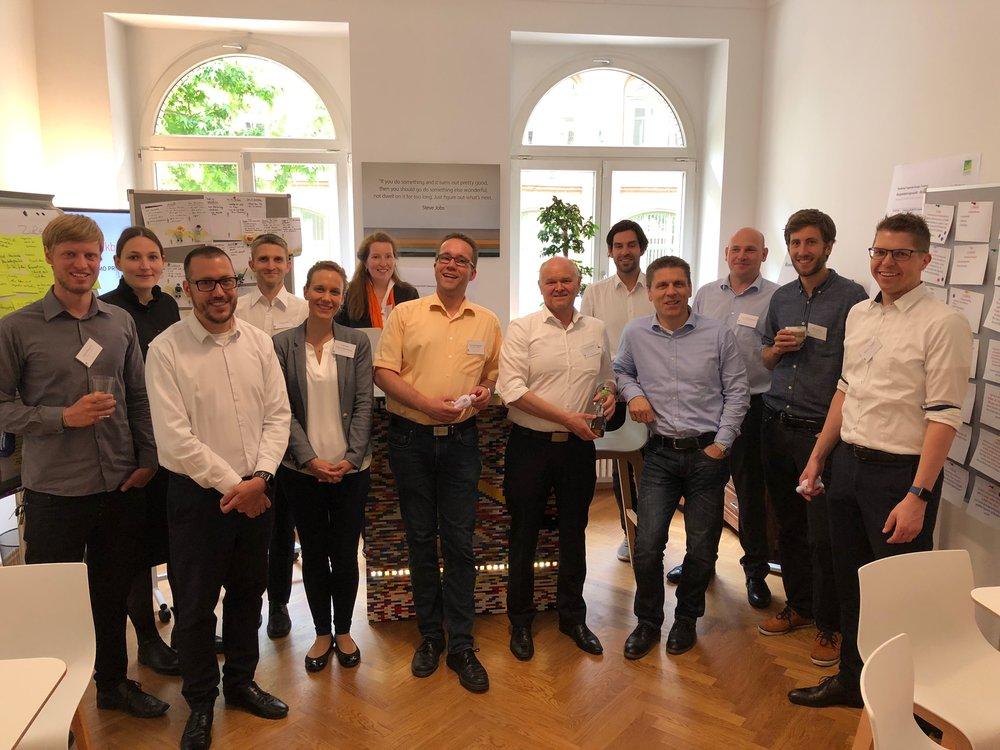 Partner der Blockchain-Kooperation