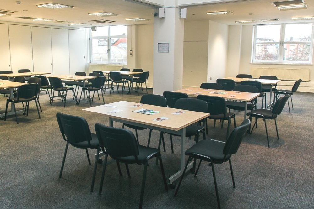 Seminar Room 5 - Maximum seating capacity40Cabaret / Boardroom / Theatre30 / 24 / 40