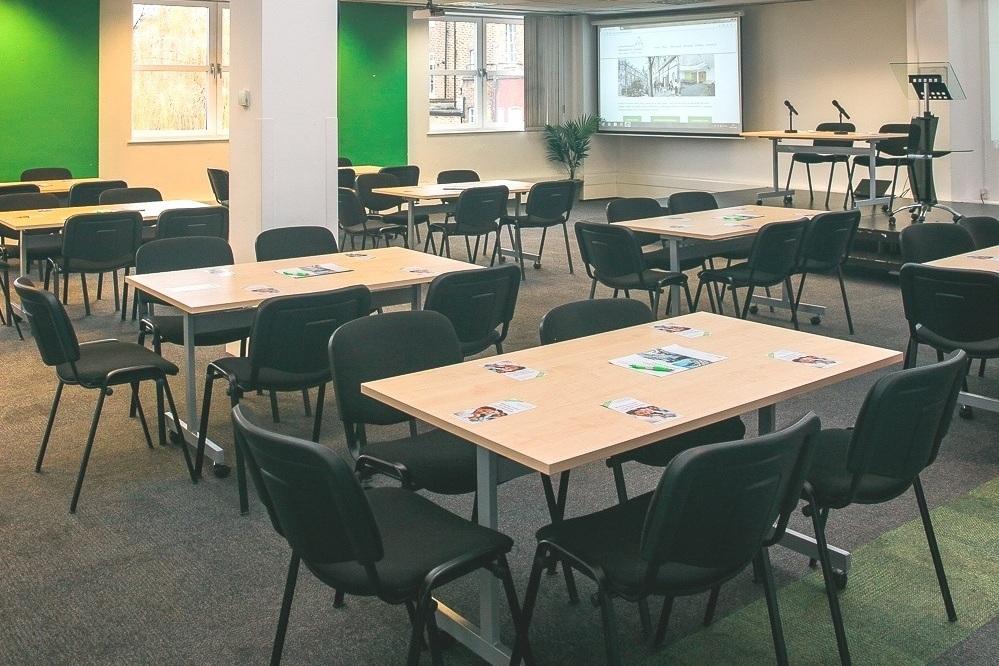 Conference Hall - Maximum seating capacity100Cabaret / Boardroom / Theatre55 / 38 / 100