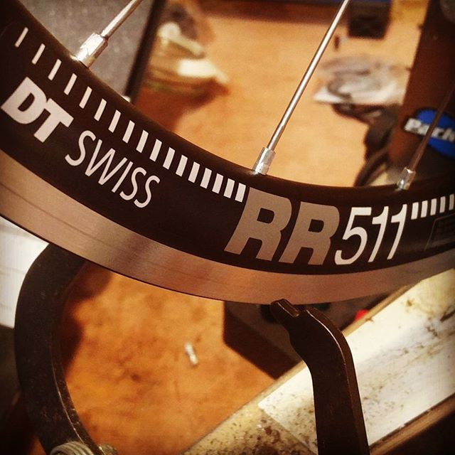 It's coming you know... Superb 32mm deep alloy rims from DT for 'Cross. They build up really nicely. . . . . #cyclocross #cx #scottishcross #ScottishCX #thehappycog #crossiscoming #cycling #crossisboss #ridecrossracecross #wegetcross #cxaddict #shutupandride #handbuiltwheels #wheelbuilding  @sodakitsch anytime you're passing.